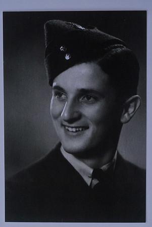 Flight Officer John Harold (Hal) Wilde, Royal Canadian Air Force, Lancaster Bomber Pilot, 434th Blue Nose Squadron, 1939-1945