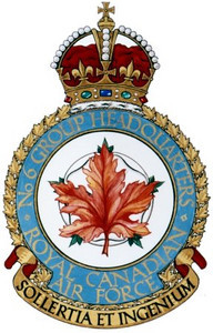 No. 6 Group emblem, Royal Canadian Air Force World War II
