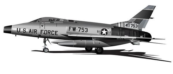 F-100 Sabre