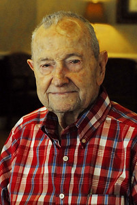 Lt. Col. Clyde J. Whaley, USAF (Retired) World War II & Korean War Veteran