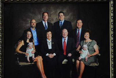 Whaley Family portrait