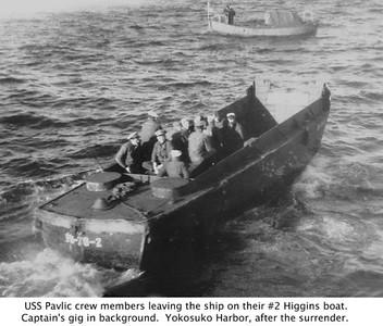 LCVP Amphibious Landing Craft, US Navy WW2