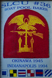 Okinawa unit patch