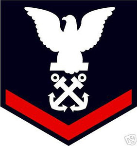 Petty Officer 3rd Class rank insignia