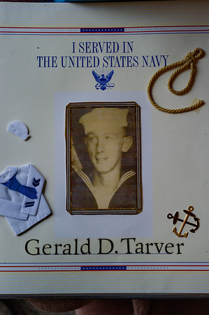 Petty Officer 3rd Class Jerald Dean Tarver;  US Navy, USS Tangiers