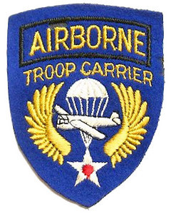 442nd Troop Carrier Wing Unit patch