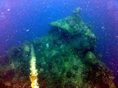 WWII Wreck - Iro Maru (Palau 2013-01-20)