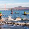 Swim Around the Rock 2018 - San Francisco, CA