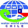 "We are happy to announce that on December 2009, Water World Swim, as ""Chile Swims"" in Chile, South America, will be organizing and will be represented by internationally well known Chilean open water swimmer Julieta Nunez, who will lead swims of all distances with the support of the Chilean Navy.<br /> If traveling in Chile, contact us with an e-mail, info@waterworldswim.com <br /> INFORMACION EN ESPANOL<br /> Estamos muy contentos de tener una representacion en Chile. Water World Swim, que llevara el nombre de Chile Swims, en esa, nadadas de diferente distancias y en lugares hermosos para la natacion de Mar Abierto. En Chile Water World Swim, estara representada por la nadadora de reconocimiento mundial Julieta Nunez.. Si desea tener mas informacion, mandenos un e-mail a info@waterworldswim.com"