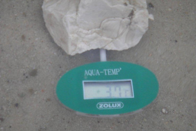 3.7°C  (38.6°F)