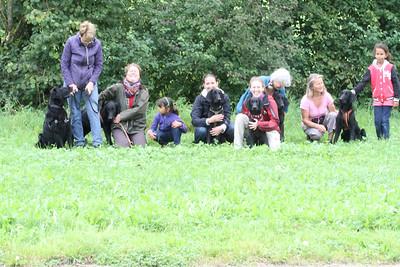 W-Wurf Treffen 14. September 2014