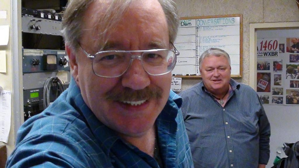 Joe MacDonald On WXBR with Jim Larkin