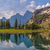 Solitude Lake Reflection