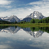 Oxbow Bend , Grand Tetons<br /> Photo # 147
