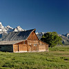The Grand Tetons , Mormon Row