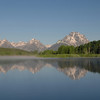 The Gread Tetons , Oxbow Bend