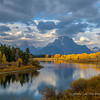 Oxbow Bend of the Snake River