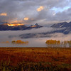 The Grand Teton National Park, Wy (Mormon Row)<br /> Photo # 80