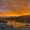 Sunrise Over the Gros Ventre River