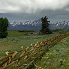 I am on highway 26 leaving the tetons