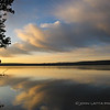 Sunrise Reflection, Shoshone Lake