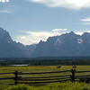 The Grand Tetons<br /> The Tetons are a photographers dream come true<br /> Best seen in LARGE