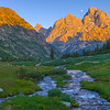 Grand Teton, North Fork Cascade Creek