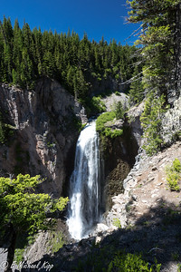 Clear Creek Falls - White Pass