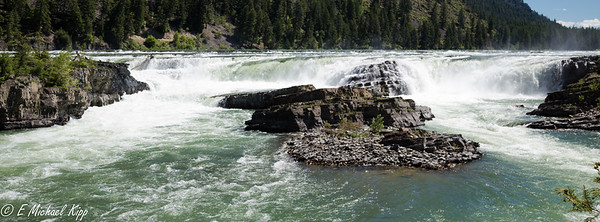 Kootenai River Falls - MT