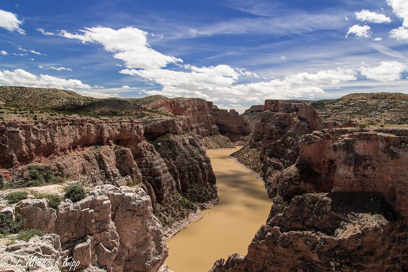 Bighorn Canyon - Sullivan's Knob Trail - Wyoming-Montana-6522
