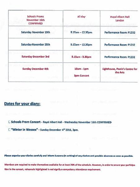 WYO Rehearsal Schedule Autumn 2016 Page 2