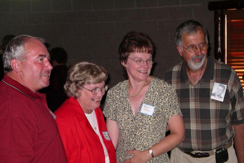 Ken & Barb Wenzel, Bonita and Craig Tiezzi