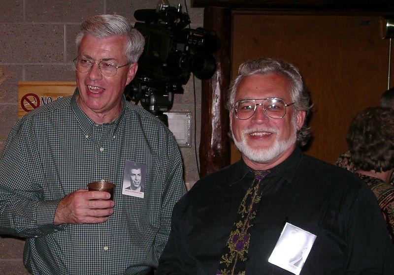 Bob Klopfenstein, Ed Erickson