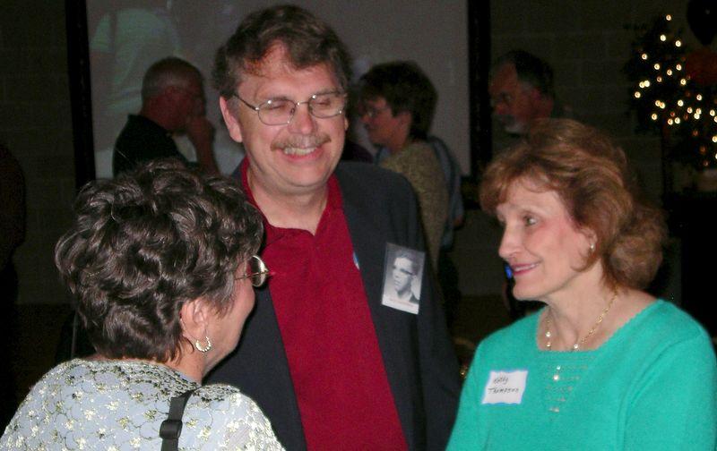 Linn Plummer, Rich & Kathy Thompson