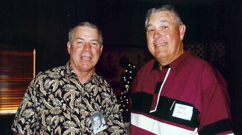 Jim Portscheller & Larry Stagen