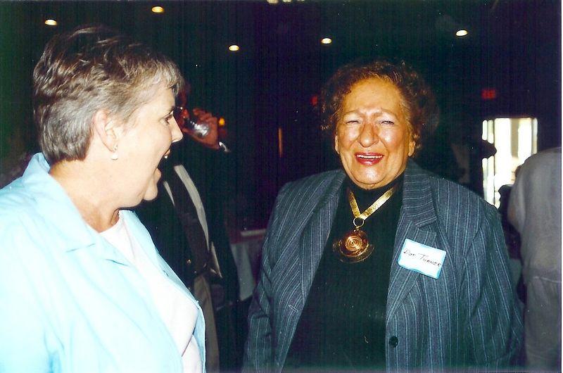 Kathy Lorengo & Dot Turner