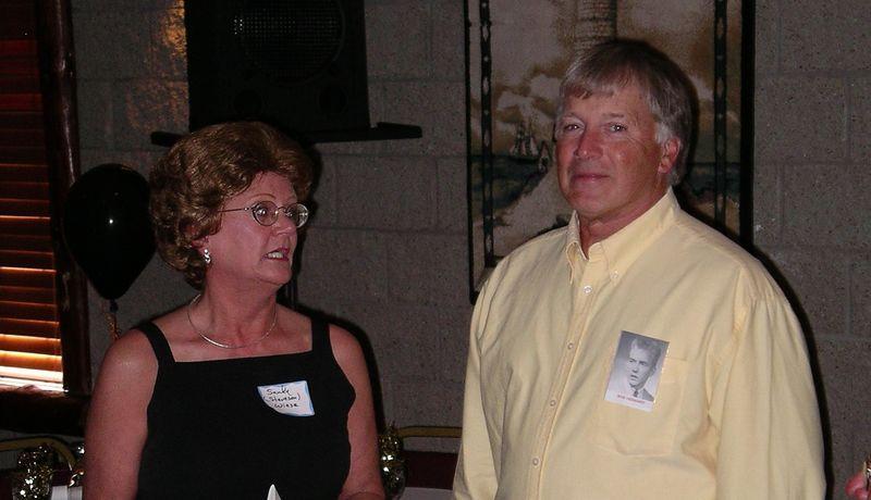 Sandy Stevenson (Karl) Wiese, Bob Hexamer