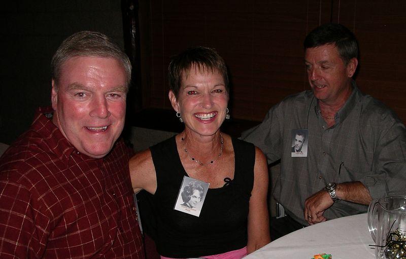 Bob Young, Diana Romani, Terry Rose