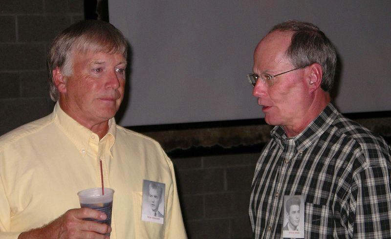 Bob Hexamer, Steve Rassi