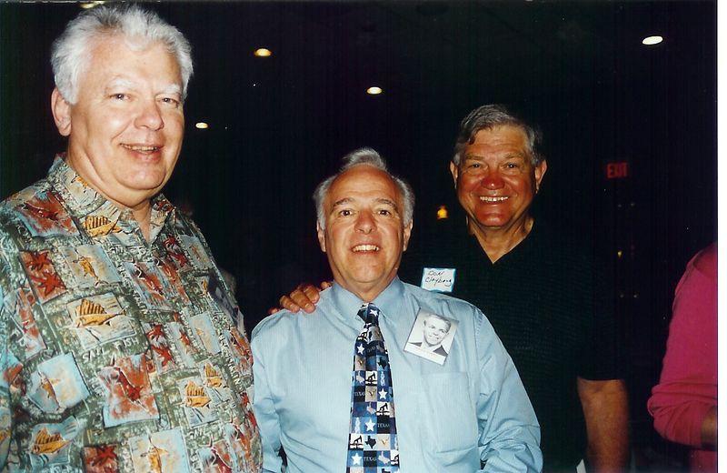Rich Van Pelt, Chuck Empey, & Don Clayberg