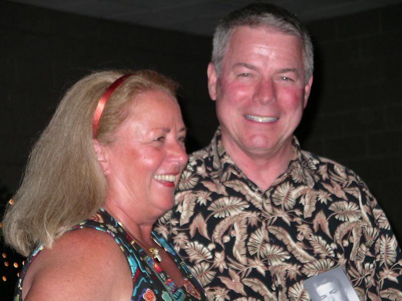 Janie Perkins, Jim Portscheller