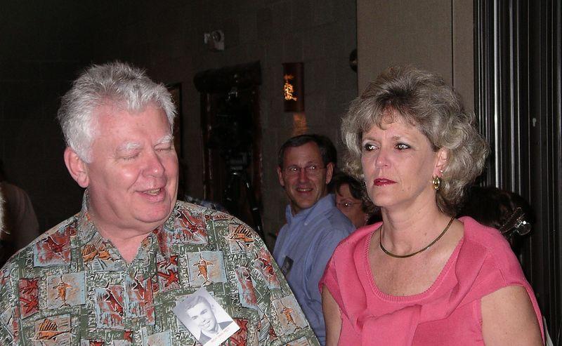Rich and Kathleen Van Pelt