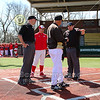 Wabash College Little Giants versus the College of Wooster Fighting Scots - Played in VA Stadium on the grounds of the VA Hospital in Chillicothe, Ohio - Sunday, April 12, 2015