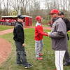 Wabash College Little Giants at Denison University Big Red - Sunday, April 2, 2017