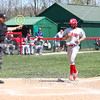 Wabash College Little Giants at Ohio Wesleyan University Battlin' Bishops - Sunday, April 9, 2017