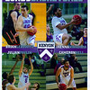 Official Game Program - Saturday, February 22, 2014 - Wabash College Little Giants at Kenyon College Lords located in Gambier, Ohio