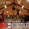 Wednesday, January 15, 2014 - Wabash College Little Giants at Ohio Wesleyan Battlin' Bishops