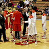 Team Captains - Wednesday, January 15, 2014 - Wabash College Little Giants at Ohio Wesleyan Battlin' Bishops
