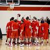Team Introductions - Wednesday, January 15, 2014 - Wabash College Little Giants at Ohio Wesleyan Battlin' Bishops