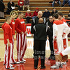 Team Captains - Wabash College Little Giants at Wittenberg University Tigers - Wednesday, December 3, 2014